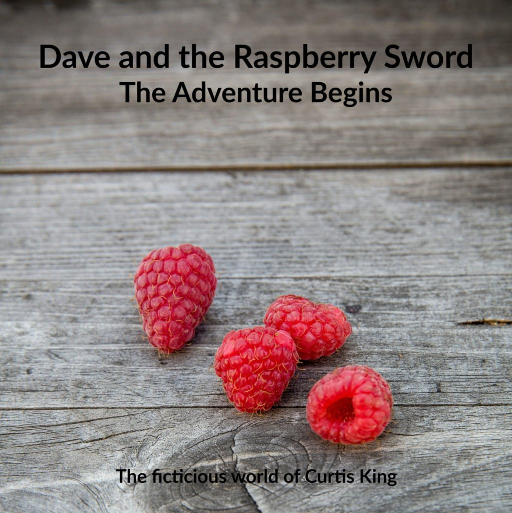 dave and the raspberry sword
